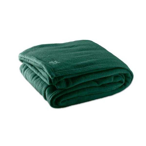 OXFORD MICROPLUSH FLEECE BLANKETS BY ARKGROUND