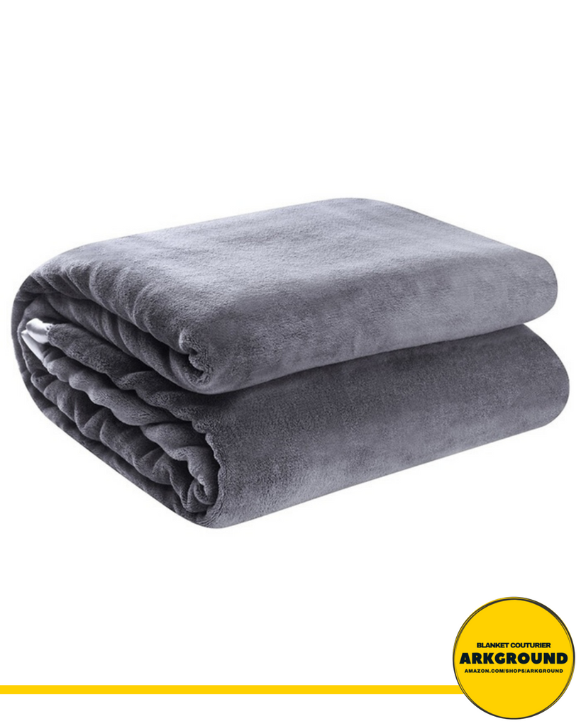 OXFORD™ FLEECE BLANKET MICROPLUSH - ARKGROUND COUTURIER