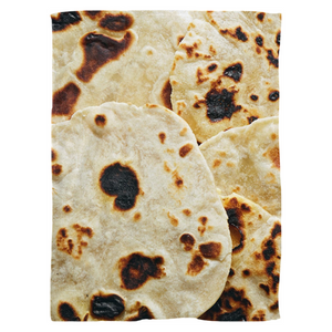 Fleece Blankets Tortilla