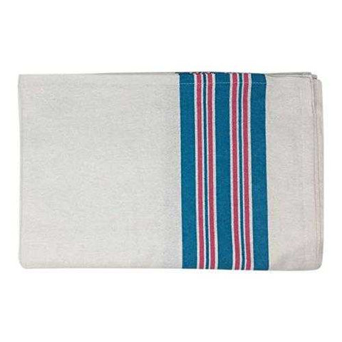 Image of BABY BLANKETS, PINK AND BLUE STRIPES