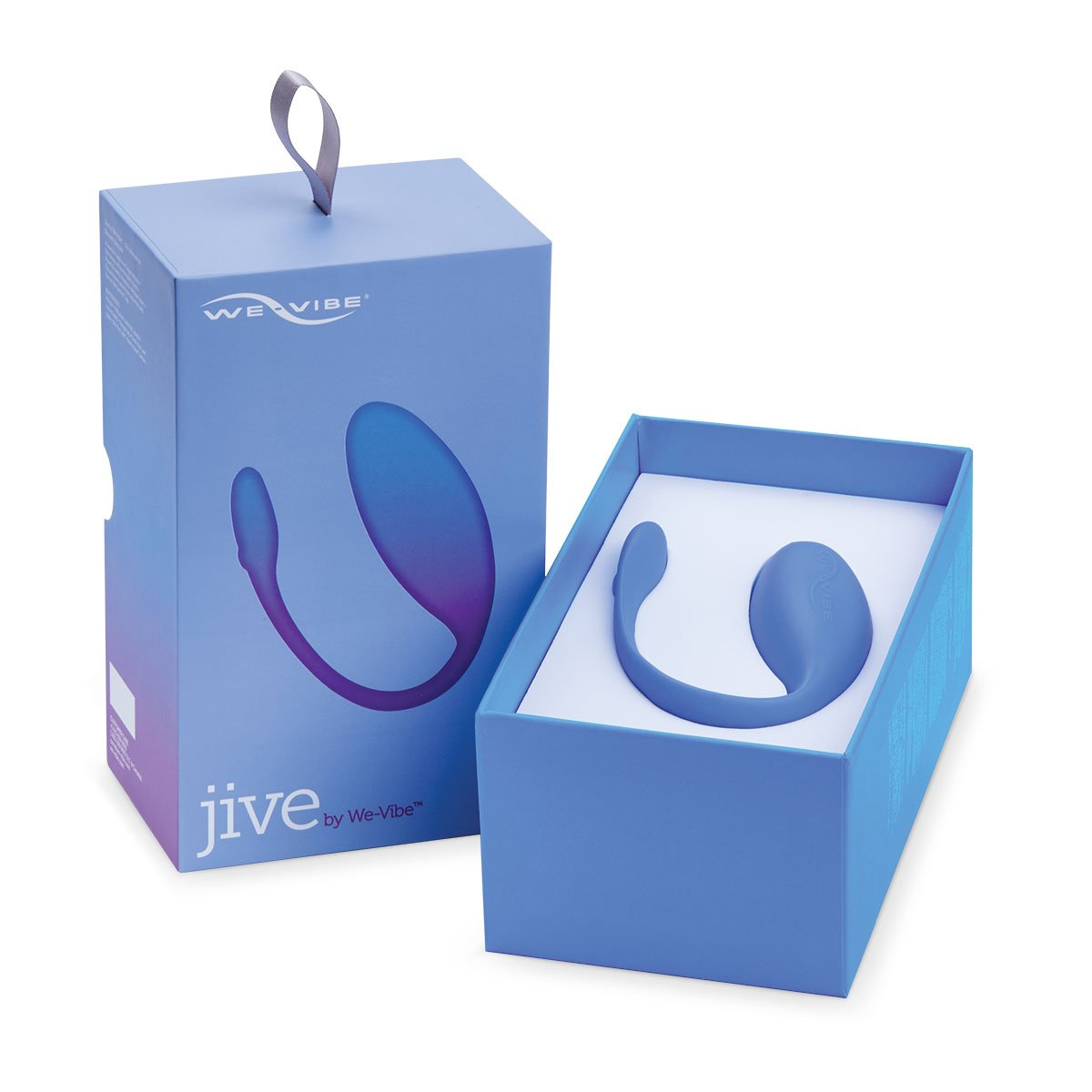 Cornflower Blue We-Vibe Jive G-Spot Vibrator