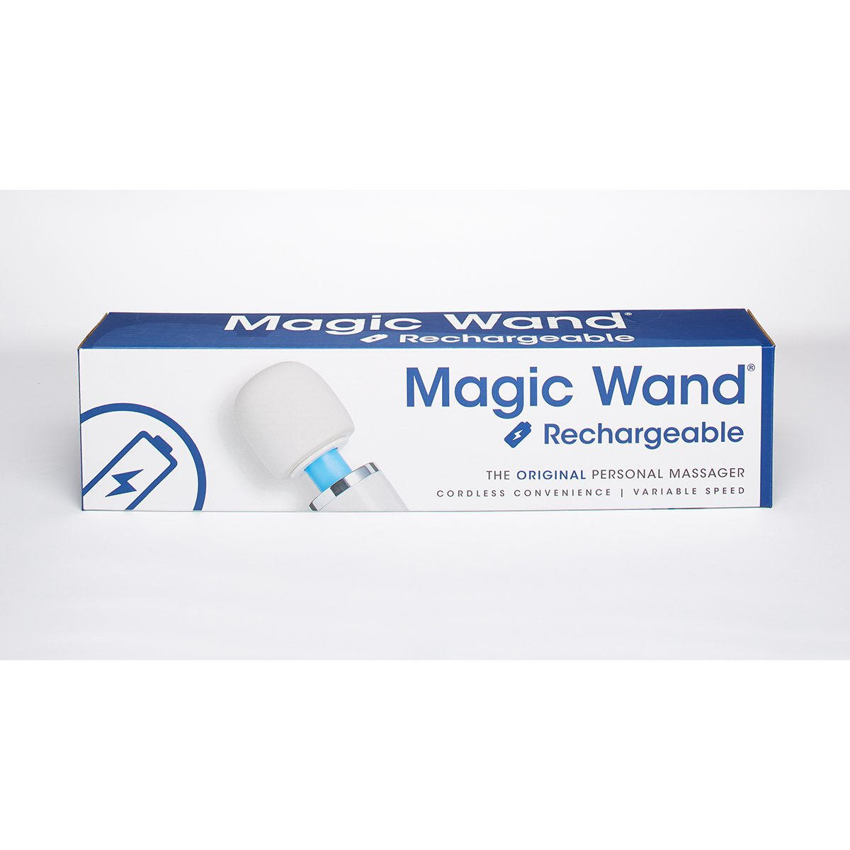 Dark Gray Magic Wand Rechargeable