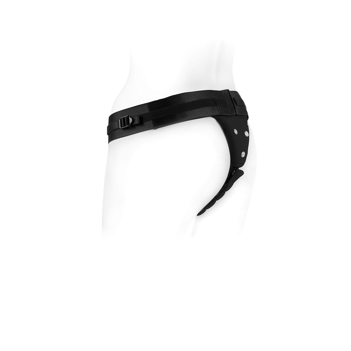 SpareParts Theo Harness - Black