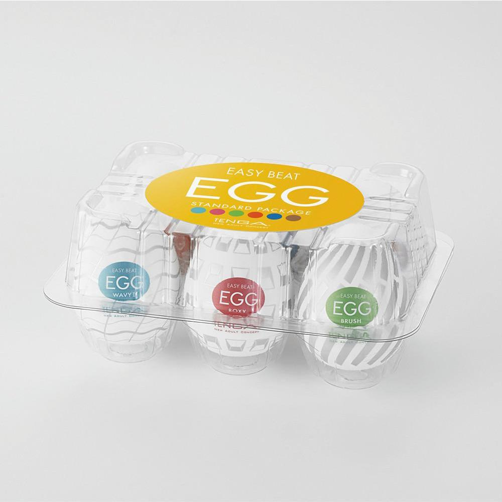 Tenga Easy Beat Egg 6pk - New Standard
