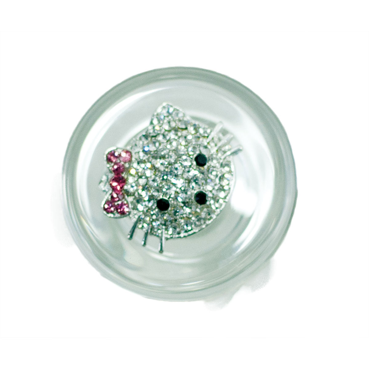 Crystal Delights Kitty Plug
