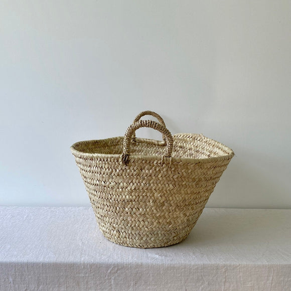 Rustic Market Basket - Medium