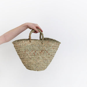 Rustic Market Basket - Small