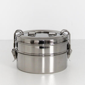 Double-Layer Tiffin Lunchbox