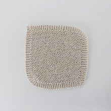 Load image into Gallery viewer, Cream Cotton Knitted Cloth - Single