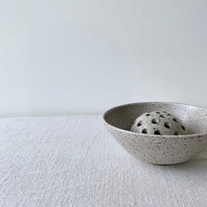 Forage Bowl / Speckled