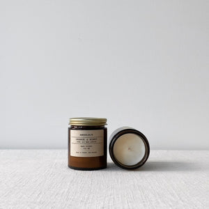 Black Rose and Oud Soy Candle