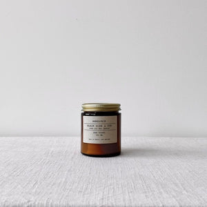 Black Rose and Oud Soy Candle - 150g