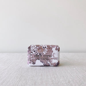 SALE Ingrid Starnes VETYVER BERGAMOT LUXURY SOAP / was $20