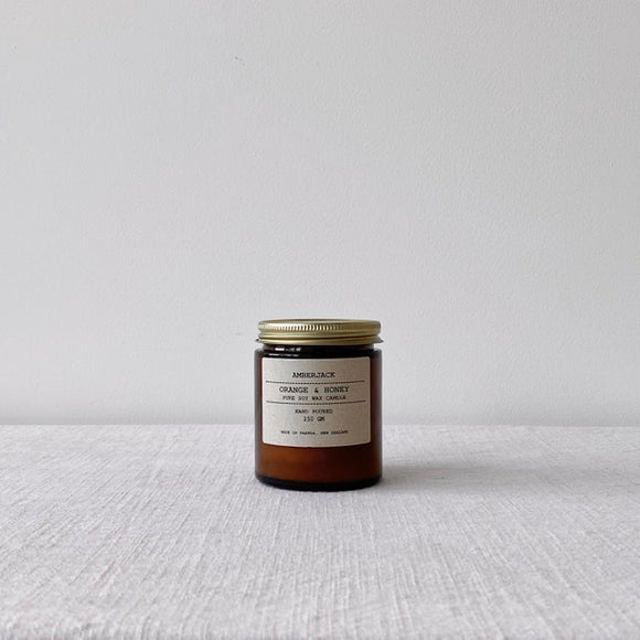 Orange and Honey Soy Candle 150g