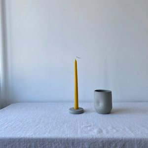 Simple Ceramic Candle Holder