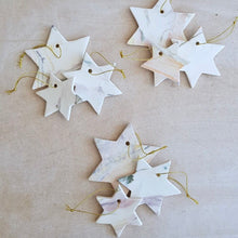 Load image into Gallery viewer, Wundaire Christmas Stars / Set of Three