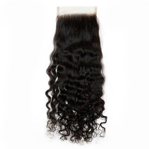Goddess Indian Curly Closure