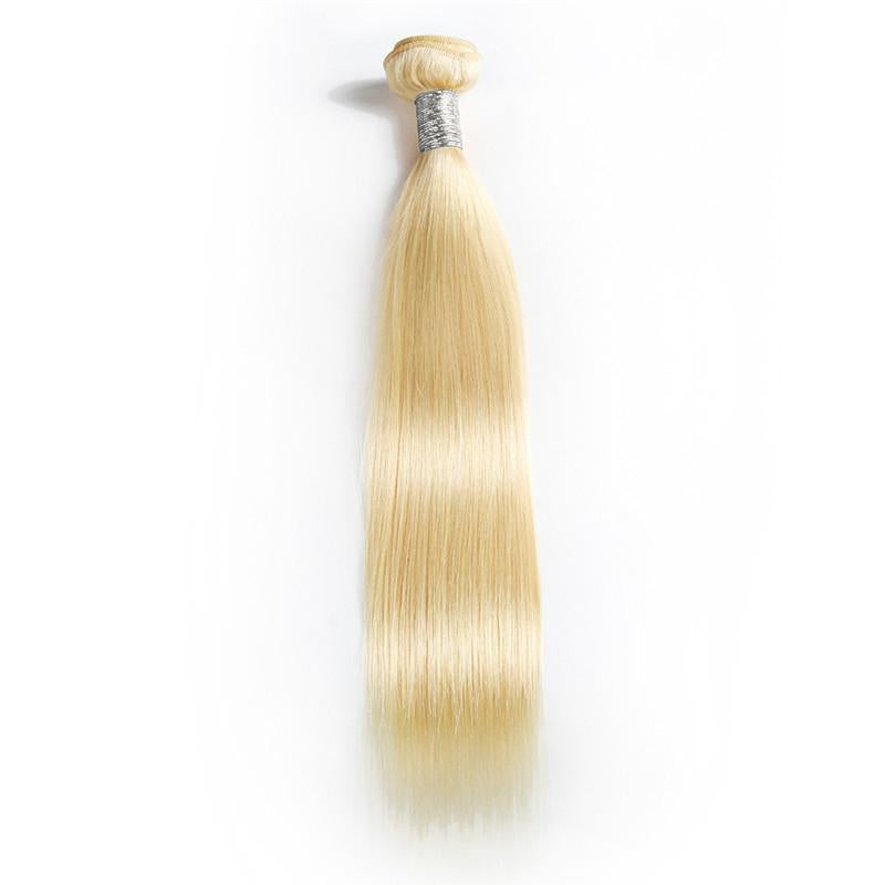 Queen Straight Bundle (Blonde)