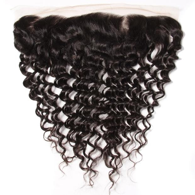 Queen Deep Wavy Frontal