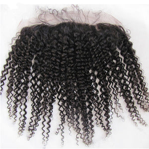 Queen Kinky Curly Frontal