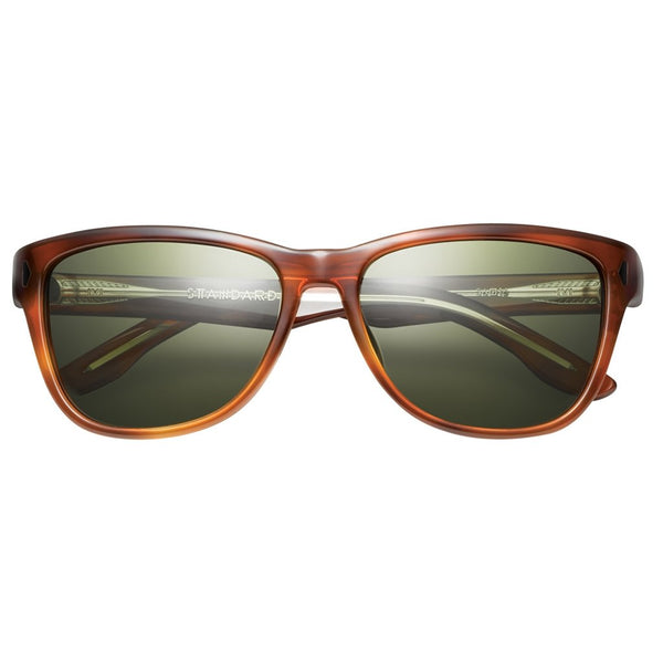 IVI Vision - Polished Classic Tortoise / Green Grey Lens