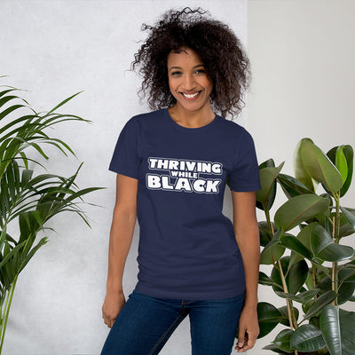 TWB Short-Sleeve Unisex T-Shirt  (SHIPPING COSTS APPLY TO APPAREL ONLY) - CKC Publishing House Bookstore