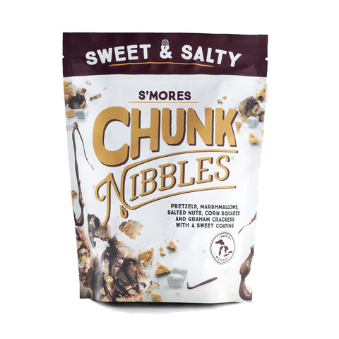 Chunk Nibbles S'more - 2oz