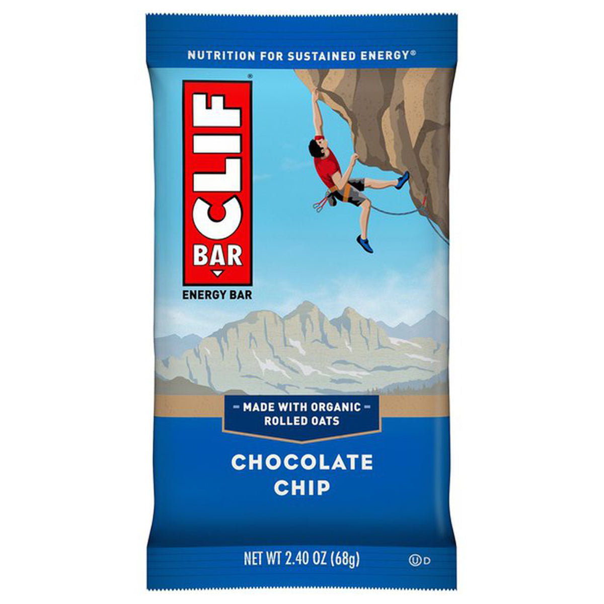 Clif Bar Chocolate Chip - 2.4oz