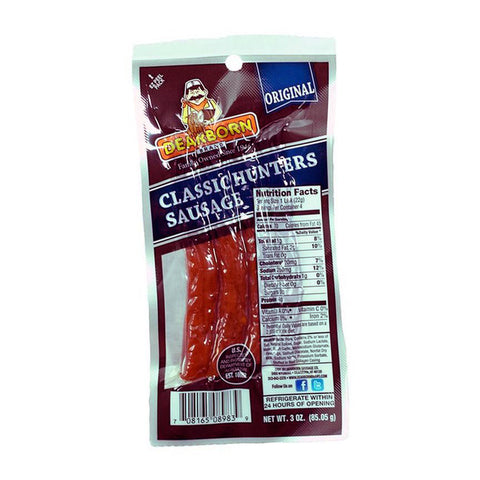 Dearborn Hunter Sausage - 3oz