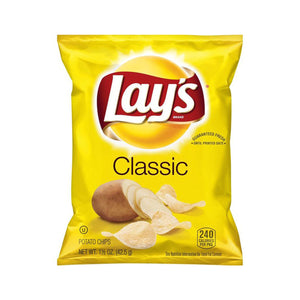 Lay's Classic Potato Chips - 1.5oz