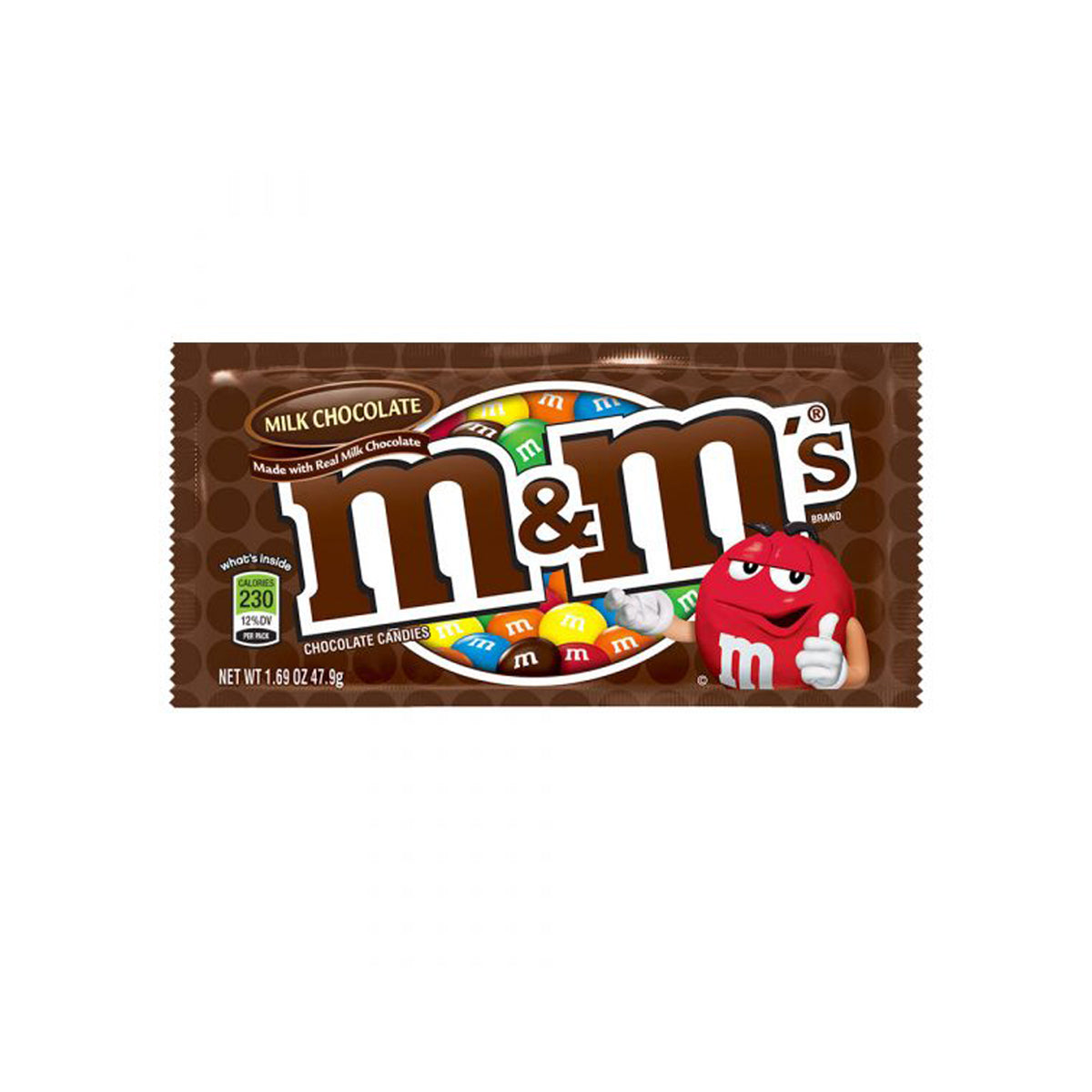 M&M's Milk Chocolate - 1.69oz
