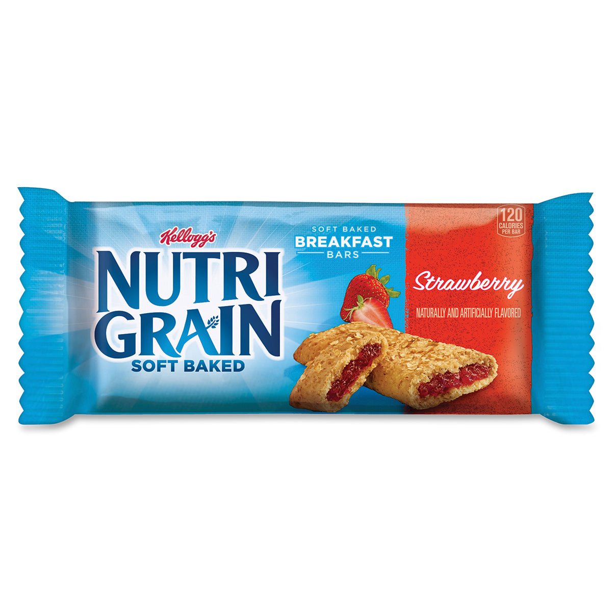 Nutri Grain Strawberry - 1.3oz
