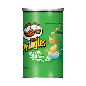 Pringles Sour Cream & Onion - 2.5oz