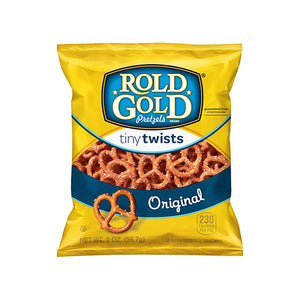 Rold Gold Fat Free Tiny Twists Pretzels - 2oz
