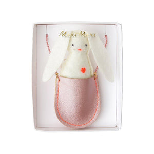 Bunny Pocket Halskette