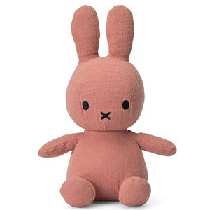 Miffy Musselin pink - 23cm