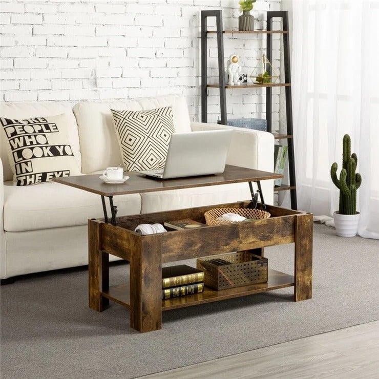The 5 Best Lift Top Coffee Tables for Sale in 2021 from Costoffs