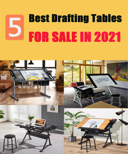 The 5 Best Drafting Tables for Sale in 2021 from Costoffs