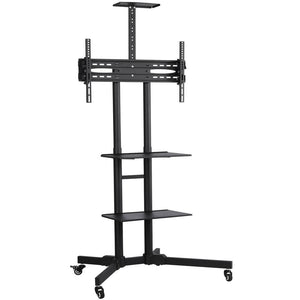 Height Adjustable Mobile TV Stand-Costoffs