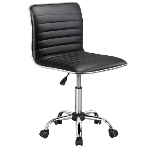 Office Chair Black/White-Costoffs