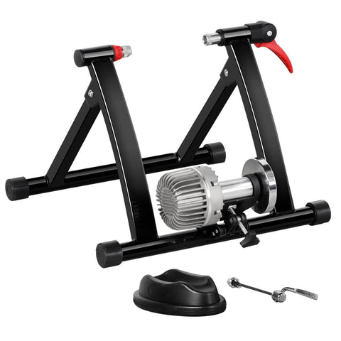 Foldable Fluid Bike Trainer-Costoffs
