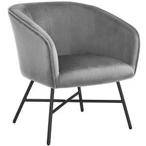 Accent Chair Gray/Green-Costoffs