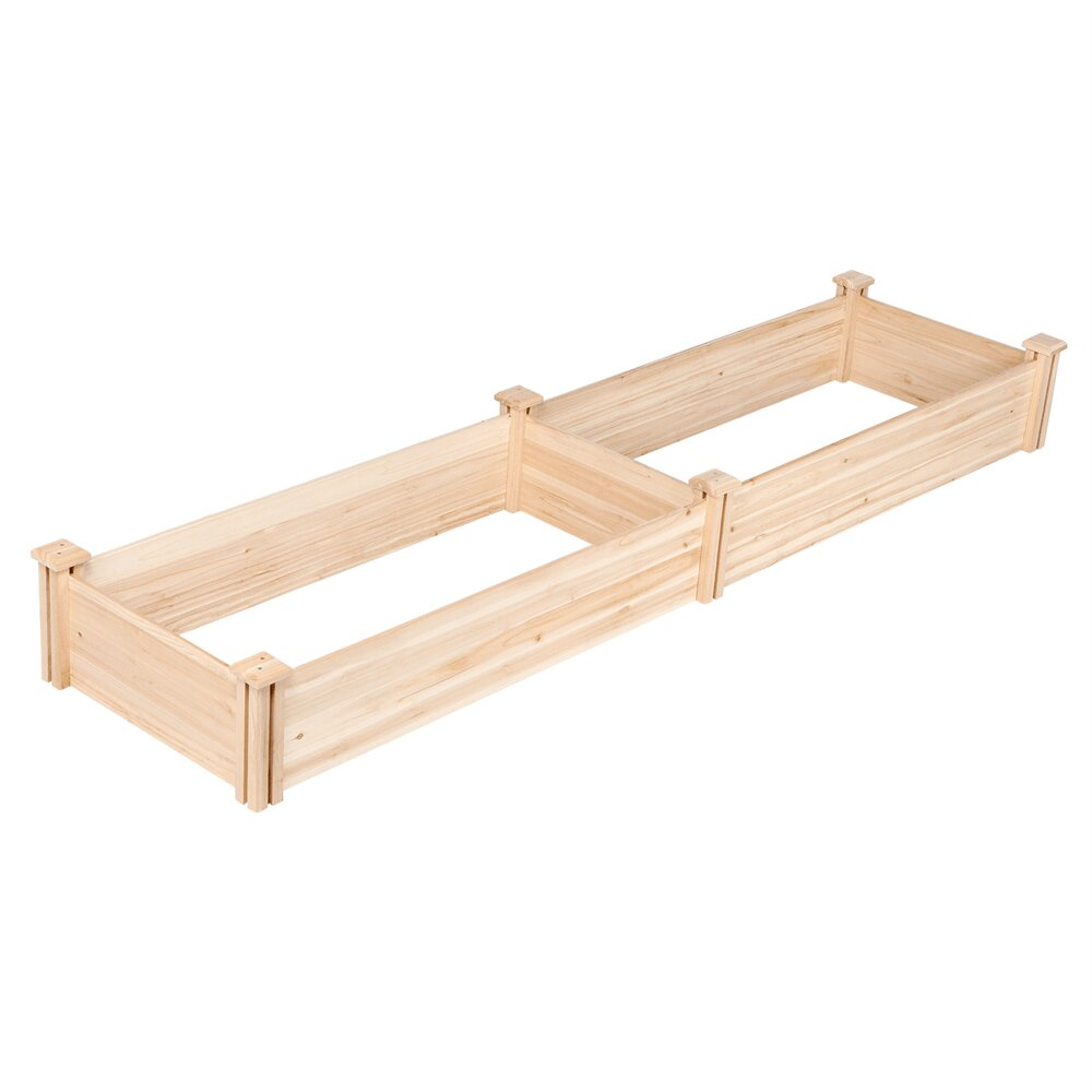 Raised Garden Bed Kit-Costoffs