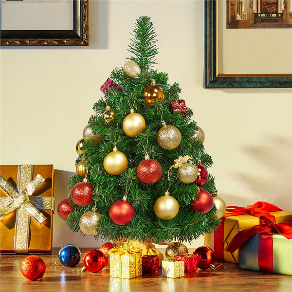 2' Tabletop Christmas Tree-Costoffs