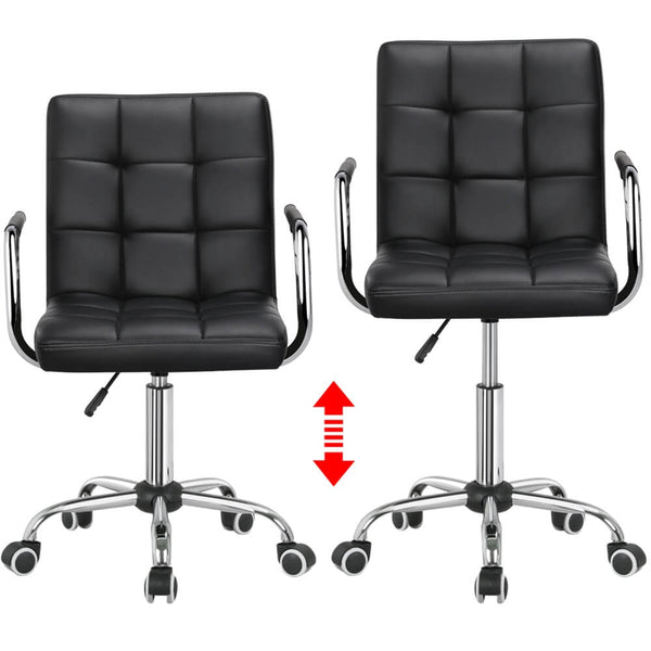 Height Adjustable Office Copumter Chair