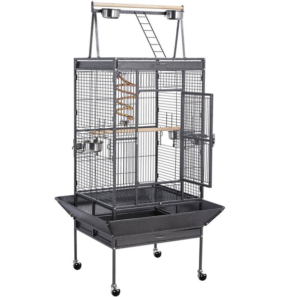 69 inch Iron Large Parrot Bird Cages