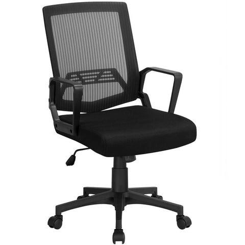 Height Adjustable Mesh Office Chair-Costoffs