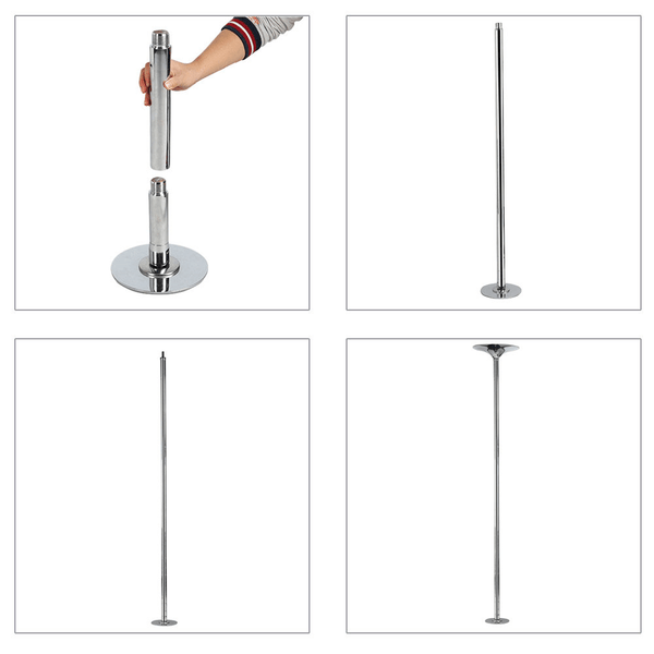 Portable Dance Pole-Costoffs