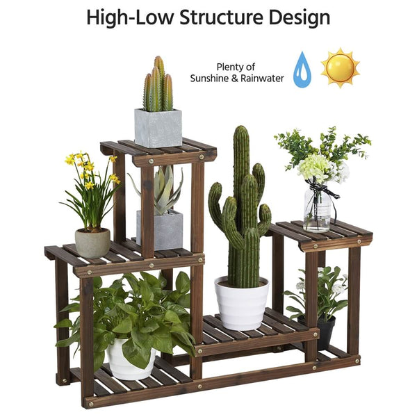 4 Tiers Flower Stand-Costoffs