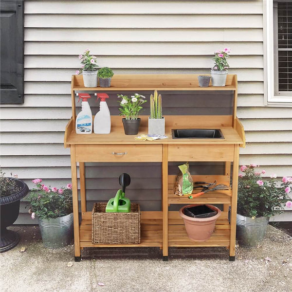 Potting Garden Table-Costoffs
